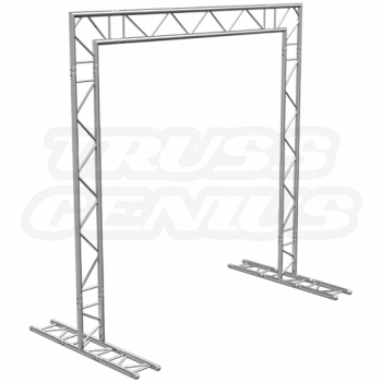 Goal Post F32 I-Beam Truss System 10x10