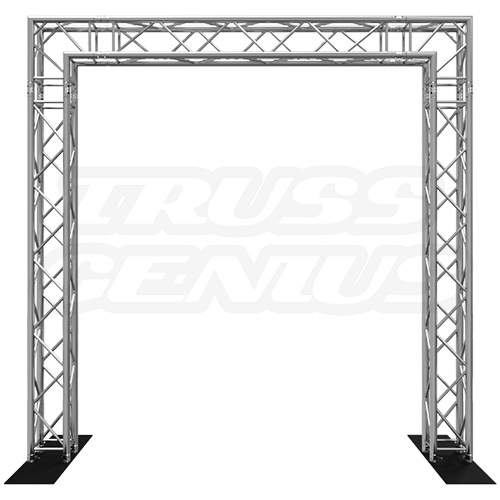 Goal Post F34 Square Truss System 10x10