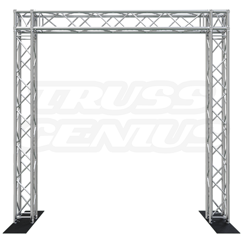 Trade Show Exhibit Display Booth 10x10 F34-101