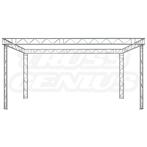 Trade Show Exhibit Display Booth 10x20 F32-201