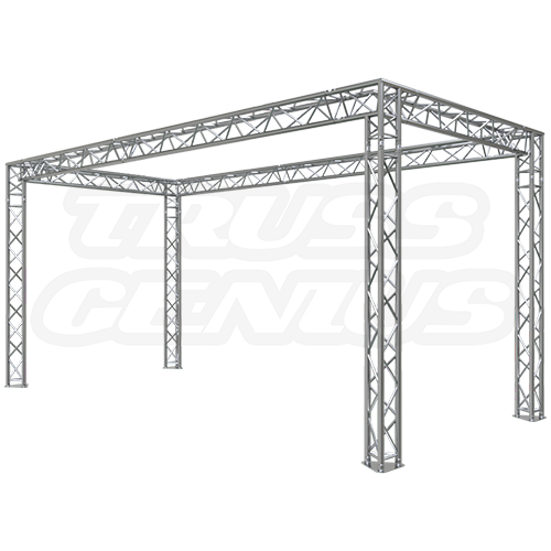 Trade show truss systems