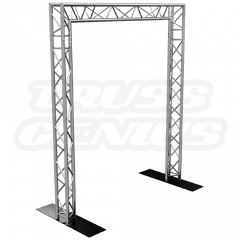 Goal Post F33 Triangular Truss System 10x8