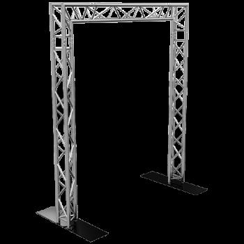 Goal Post F33 Triangular Truss System 10x8
