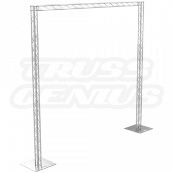 Goal Post F14 Square Truss System 10x10