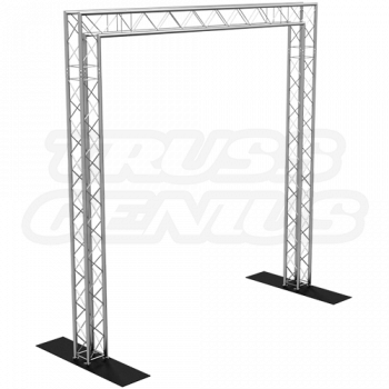 Goal Post F24 Square Truss System 10x10