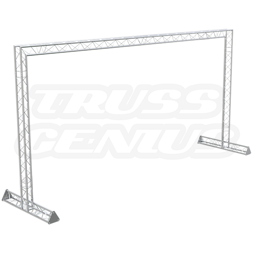 Goal Post F23 Triangular Truss System 10×20