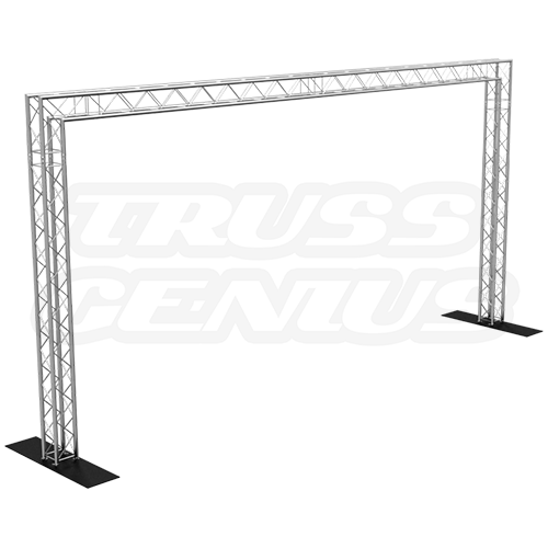 Goal Post F24 Square Truss System 10x20