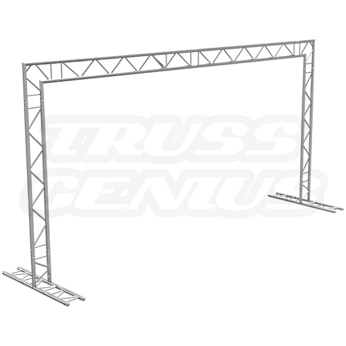 Goal Post F32 I-Beam Truss System 10x20