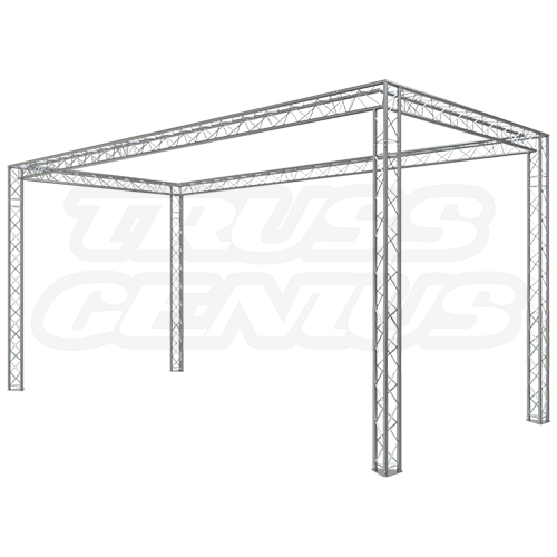 Trade Show Exhibit Display Booth 10x20 F23-201