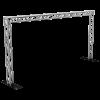 Goal Post F33 Triangular Truss System 10x20