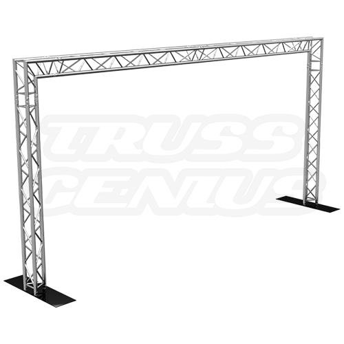 Goal Post F33 Triangular Truss System 10x20