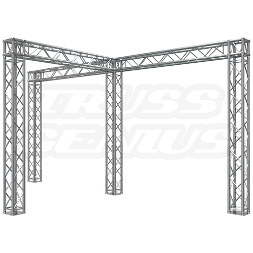 Trade Show Exhibit Display Booth 10x20 F34-201