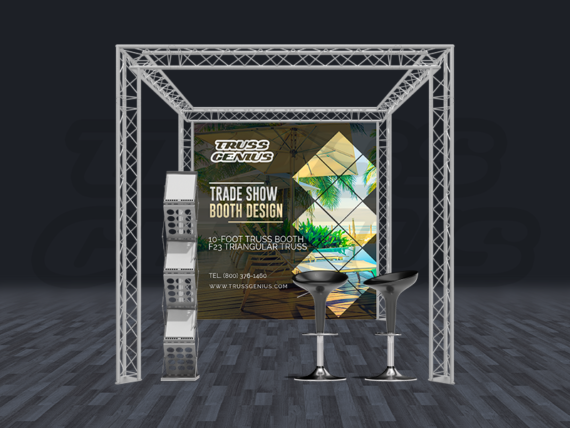 Truss Trade Show Booth