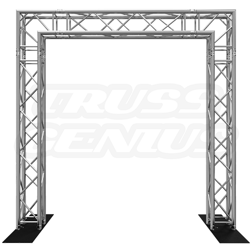 Goal Post F34 Square Truss System 8' x 8'