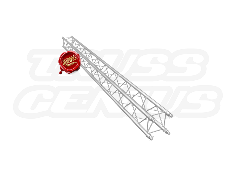 SQ-F24300 9.84 FT. Straight Section F24 Square Aluminum Truss F24300