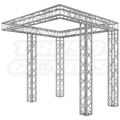 Truss Trade Show Expo Display Booth 10x10