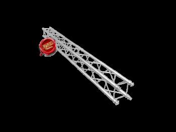 SQ-F24275 9.02 FT. Straight Section F24 Square Aluminum Truss F24275