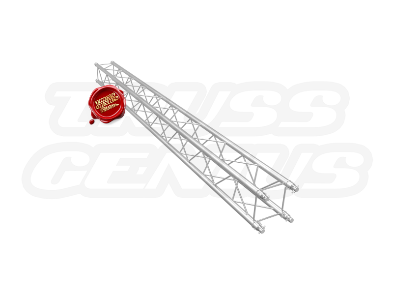 SQ-F24275 9.02 FT. Straight Section F24 Square Aluminum Truss F24275