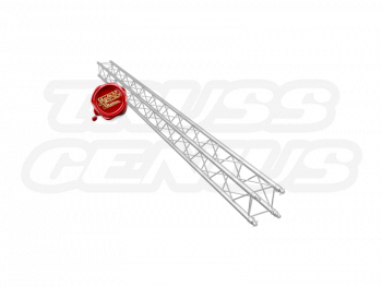 SQ-F24350 11.48 FT. Straight Section F24 Square Aluminum Truss F24350