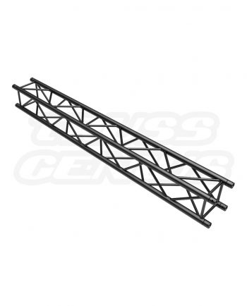 SQ-4113 Black Global Truss 8.20-Foot Matte Black F34 Truss Straight Section