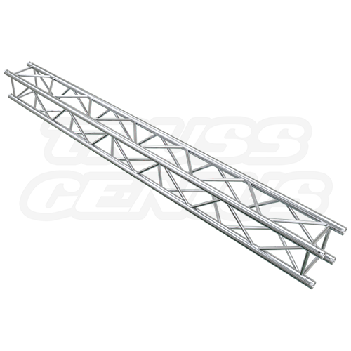 SQ-4114 9.84-Foot Straight Section F34 Square Aluminum Truss F34300, Stage Lighting Equipment