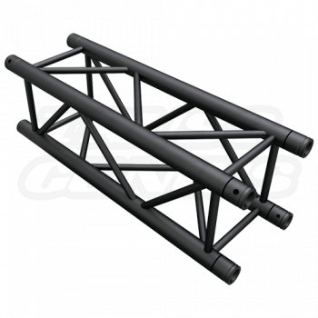 SQ-4110-875 Black Global Truss 2.87-Foot / 0.875-Meter Matte Black F34 Straight Section
