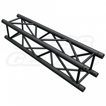SQ-4111-1250 Black Global Truss 4.10-Foot / 1.25-Meter Matte Black F34 Truss Straight Section