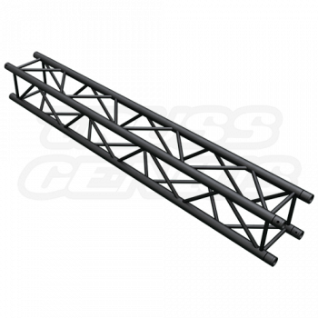 SQ-4112-215 Black Global Truss 7.05-Foot Matte Black F34 Truss Straight Section