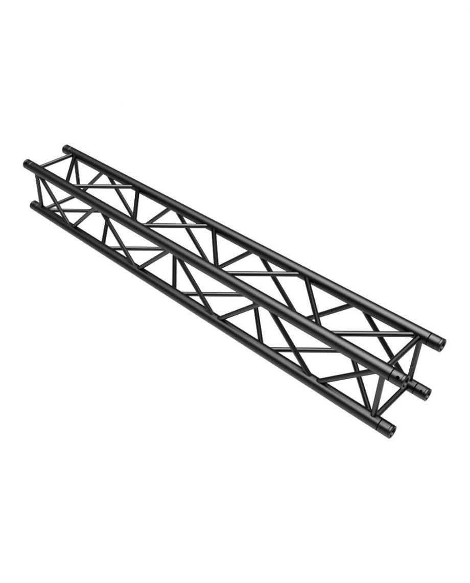 SQ-4112-215 Black Global Truss 7.05-Foot Matte Black F34 Truss Straight Section