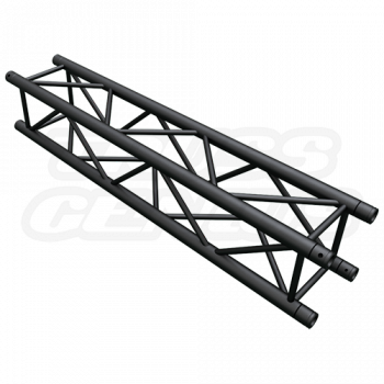 SQ-4111 Black Global Truss 4.92-Foot Matte Black F34 Straight Section