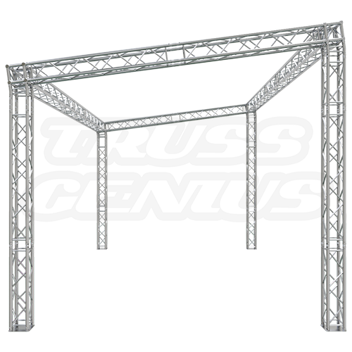 Trade Show Exhibit Display Booth 26x16 F34-801