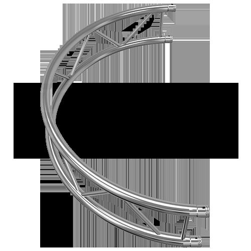 IB-C1.5-V180 Circle Arc