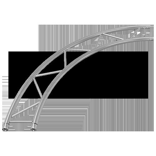 IB-C3-90H Circle Arc
