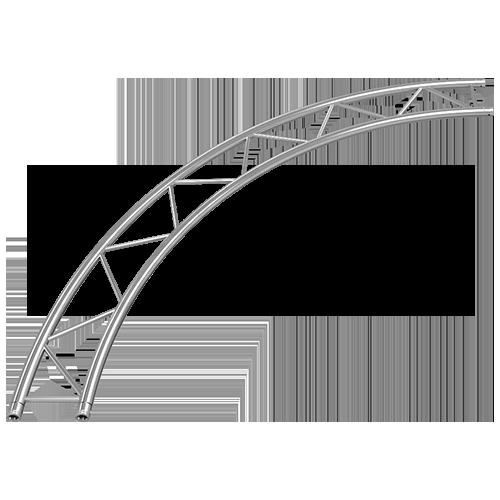 IB-C4-H90 Circle Arc