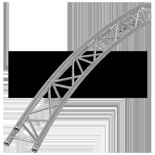 TR-C10-30 Circle Arc