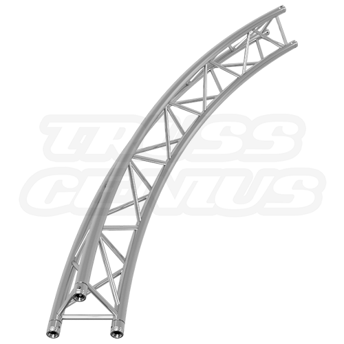 TR-C7-45 22.96ft Truss Circle Arc
