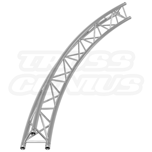 TR-C8-45 26.24ft Truss Circle Arc