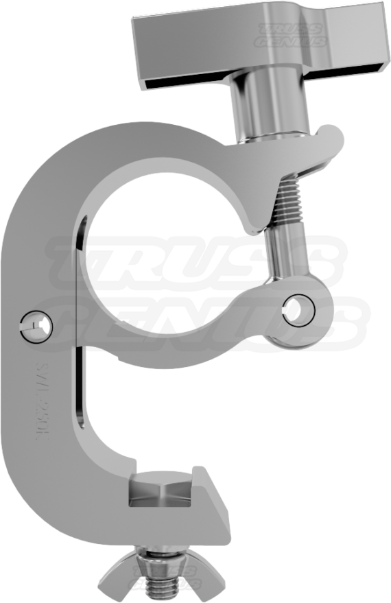 Trigger Clamp 50mm 2 Inch Side Profile Photo