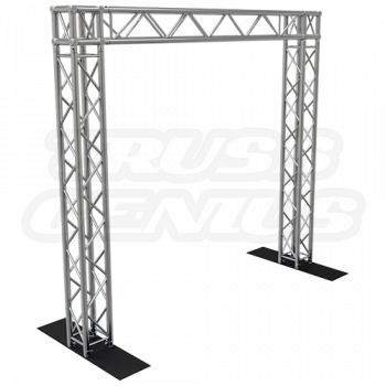 Goal Post F34 Square Truss System 10x9