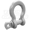 Shackle 5/8 Inch 3.25 Ton Screw Pin Rigging Lifting Hardware