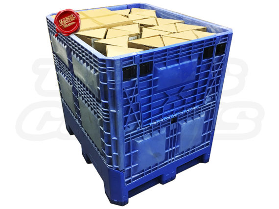 10x10 Truss Trade Show Booth Complete Kit With Collapsible Container