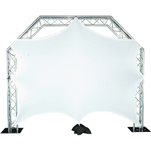 Lycra Screen   Truss System Not Included