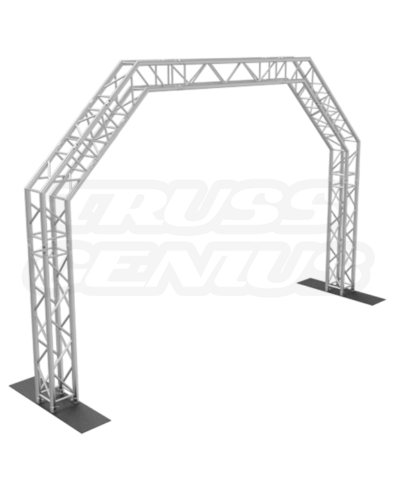 15x10 Octagon Goal Post Truss System