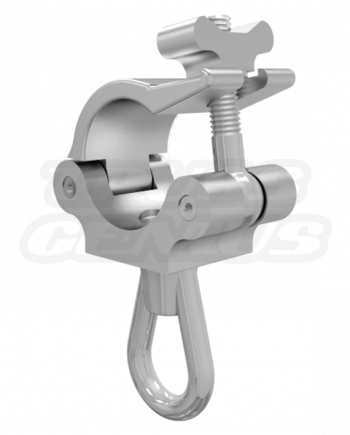 MLBSE-SS Mega-Coupler Eye Clamp with Stainless Steel Hardware