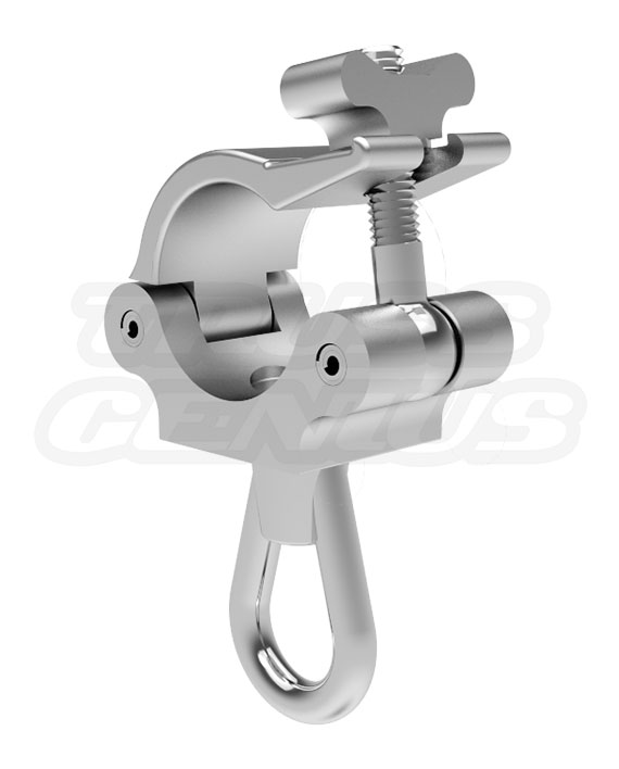 Mega-Coupler Eye Clamp with Stainless Steel Hardware