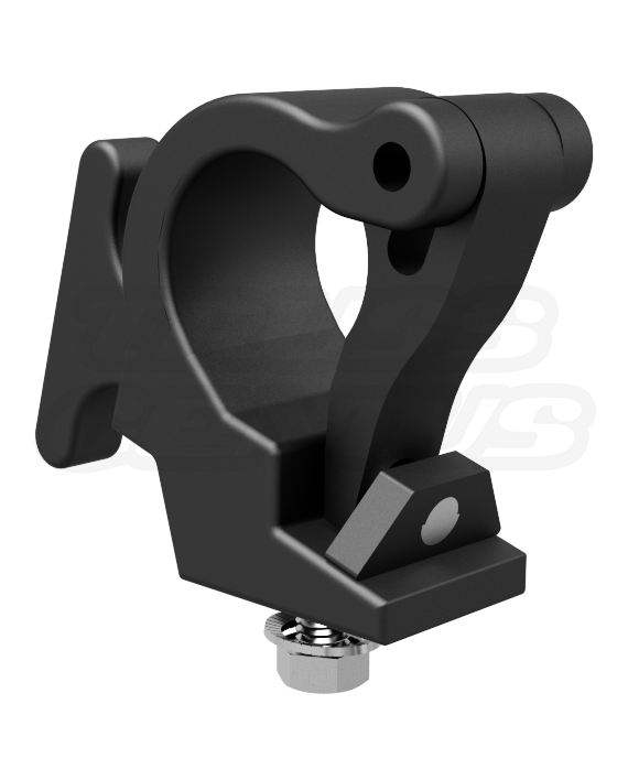 Black Mega-Claw Clamp MWB