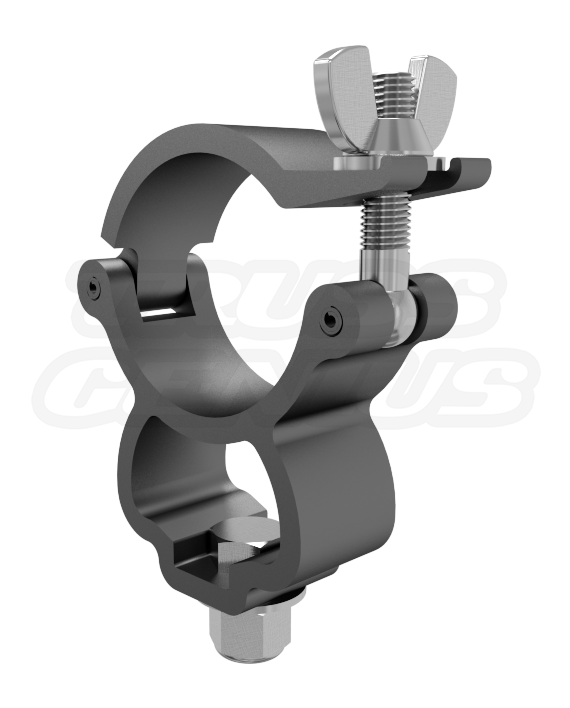 Black Mini-Coupler Clamp MUB