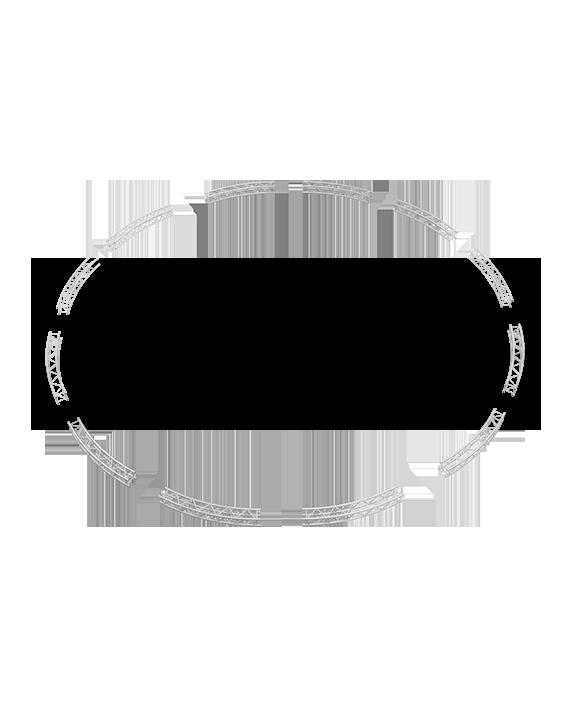 SQ-C9-30 29.52-Foot Square Truss Circle