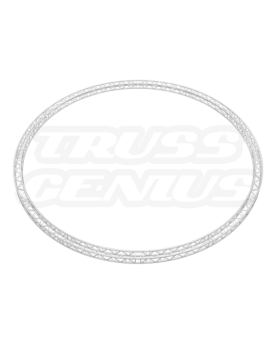 SQ-C9-30 9-Meter F34 Square Aluminum Truss Circle