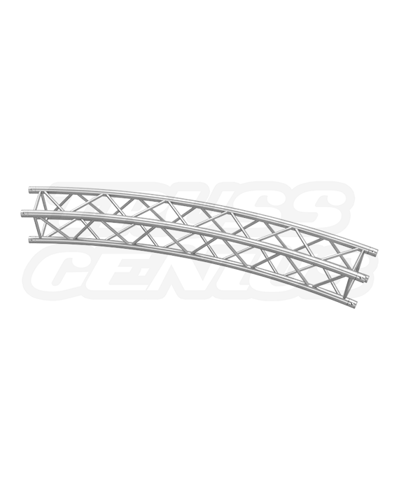 SQ-C9-30 Arc 9-Meter F34 Square Aluminum Truss Circle